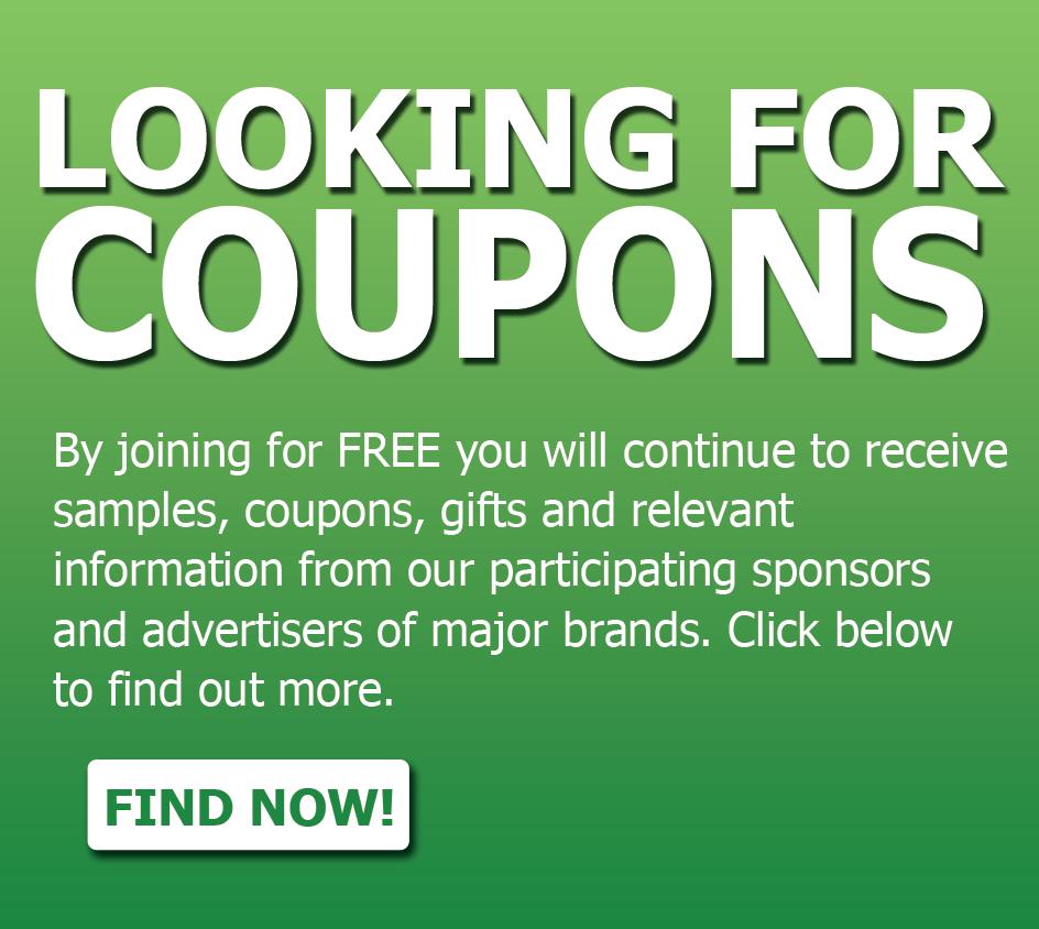 get coupons